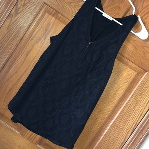 Maurice's lace tank